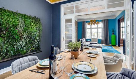 wanddekoration w nde dekorieren wie die profis. Black Bedroom Furniture Sets. Home Design Ideas