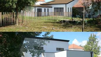 Création d'une maison neuve