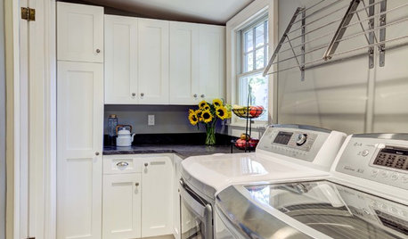 Where to Put the Laundry Room