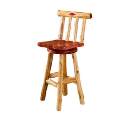 Rustic Bar Stools And Counter Stools by Furniture Barn USA