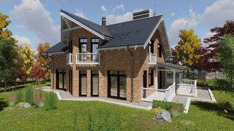 Проект дома в Калининграде № 93