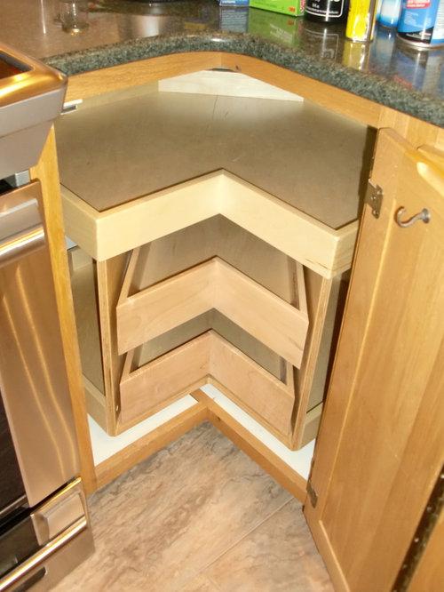 Corner Cabinet Solutions