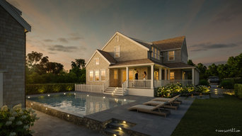 Nantucket Island Architectural Visualization