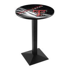 Texas Tech Pub Table 36-inchx42-inch