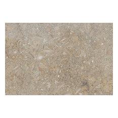 "Sea Grass Limestone Tiles, Polished Finish, 18""x18"", Set of 24"