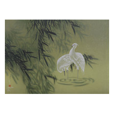 David Lee, Birds, Lithograph