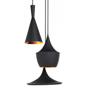 Carson Black Pendant Light