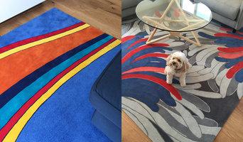Manhattan Beach Residence - Custom Area Rugs