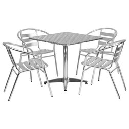 Contemporary Outdoor Dining Sets by XOMART