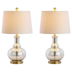 Transitional Lamp Sets by Jonathan Y Designs, INC