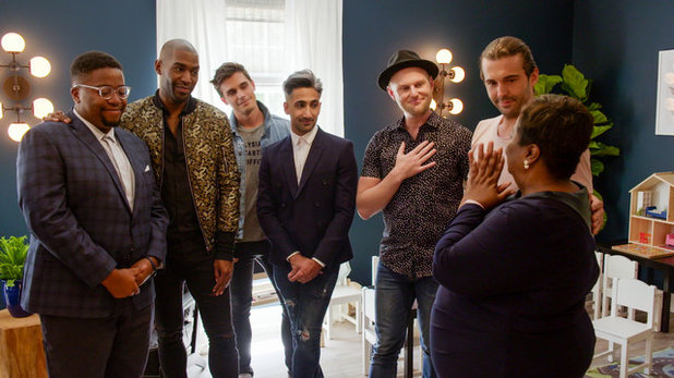 Queer Eye Production Still Season 2