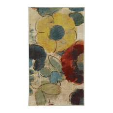 Wildflower Light Multi Rug, 2'x3'4
