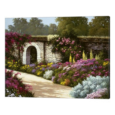 """""""Arched Entrance"""" Canvas Wall Art by Anthony Casay, 20""""x16"""""""