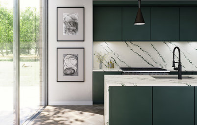 4 New Looks for Engineered Benchtops and Surfaces From the USA