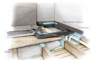 bodengleiche dusche nachtr glich einbauen voraussetzungen und. Black Bedroom Furniture Sets. Home Design Ideas