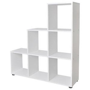 VidaXL Display Shelf, White