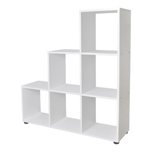 VidaXL Display Shelf, White