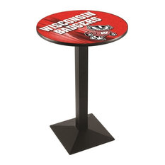 Wisconsin -inchBadger-inch Pub Table