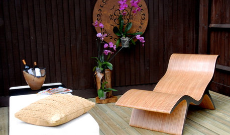 Rented Homes: Portable Design Fixes to Pretty Up Your Outside Space