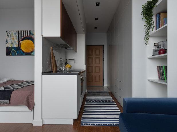 Современный Кухня by FLATS DESIGN / Евгения Матвеенко
