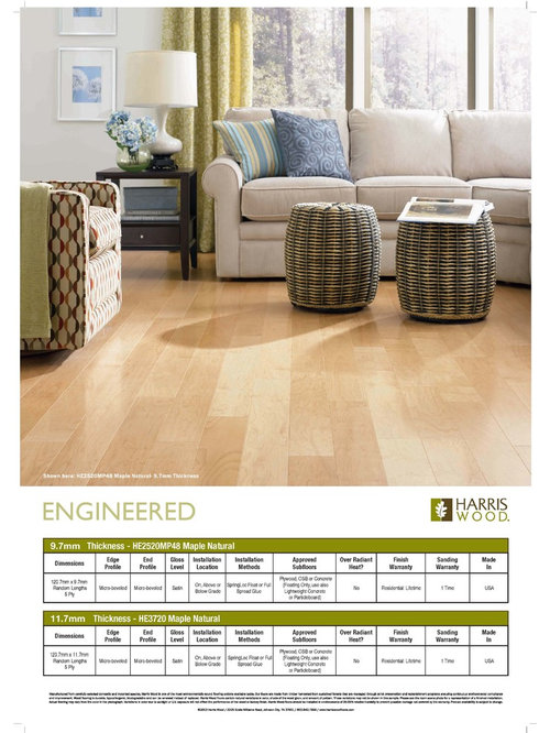 - NLDK Launches Harris Wooden Floors For India