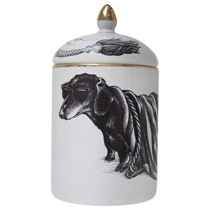 Hot Dog Ceramic Pot