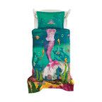 Sea Princess Ultra Soft Microfiber 2-Piece Twin Comforter Set