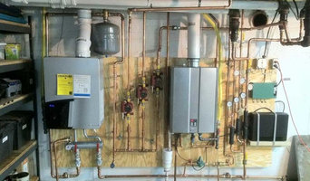 Rinnai Boiler & Tankless Water Heater