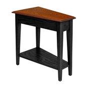Recliner Wedge Table in Slate