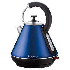 Legacy Cordless Electric Kettle, Fast Boil, 2200W 1.8 l., Sapphire Blue