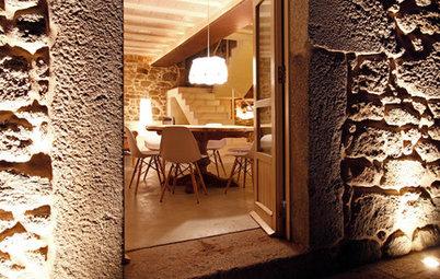 Casas Houzz: La profunda rehabilitación de una casa rústica centenaria