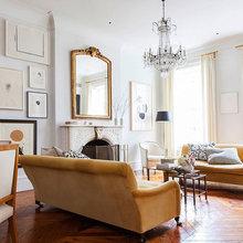 Mixing Modern & Traditional Interior Design