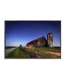 """So God Made A Farmer"", Fine Art Giclee Print On Gallery Canvas, Ready To Hang"