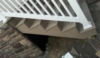 Pomona Deck Job
