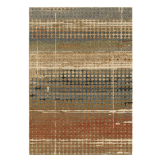 "Palmetto Living by Orian Next Generation Delgado Area Rug, Multi, 7'10""x10'10"""