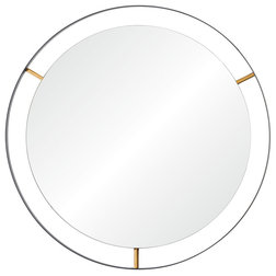 Contemporary Wall Mirrors by Buildcom