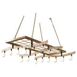 Contemporary Pot Racks And Accessories by Zojila LLC