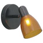 mason jar track lighting. Wall Track Light With Oil R Ubbed Bronze Finish And Amber Glass. $16.99. Hanging Mason Jar Lighting