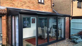 New Conservatory in Bicester