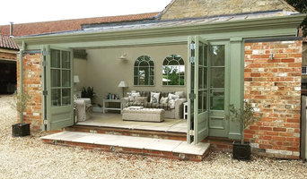 Bespoke lean-to Conservatory