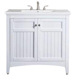 Transitional Bathroom Vanities And Sink Consoles by ELK Group International