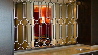 Cold-Rolled-Steel Room Divider-Ritz Carlton Private Residences