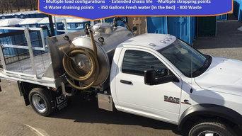 Portable Toilet Pump Truck in Los Angeles CA