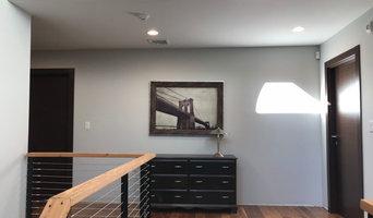 Private Residence - Mia 202 Vetro & Flat Interior Doors