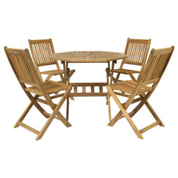 Traditional Outdoor Dining Sets by Charles Bentley & Son Ltd