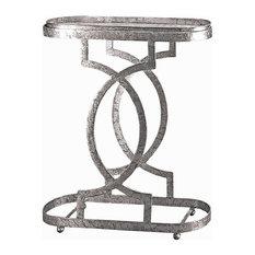 Art Deco Petite Caddie Side Table