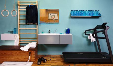 Cómo decorar el baño… si buscas un espacio más saludable