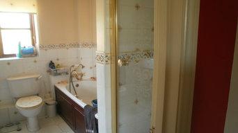 Old Bathroom - before
