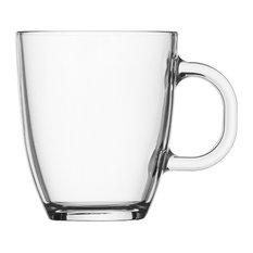 Bodum Bistro Single Glass Coffee Mug, 0.35 l./12 oz.