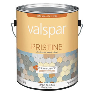 Valspar Interior Matte Clear Base Paint 027 0018505 007